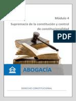 Constitucional - Modulo 4