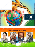 Foregin Policy India