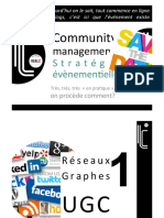Community Management STRATEGIE EVENT