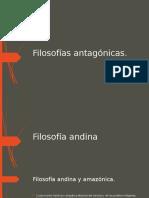 Tema 4. Diferencias Entre Filosofía Occidental y Andina.
