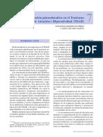EDAH. Evaluación del Trastorno por Déficit de Atención con Hiperactividad