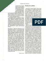 BOBBIO, Norberto. Diccionario de Política
