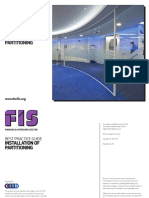 Best Practice Guide - Installation of Partitioning (2015)