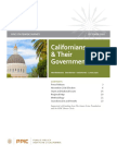 California PPIC statewide survey