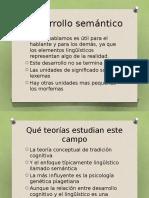 Desarrollo Semántico (Clemente Estevan)