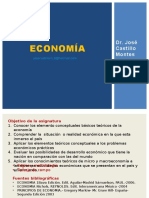UNFV Economía exposicion