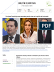 Boletín de noticias KLR 27OCT2016