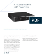 MiVoice 3300 Controllers