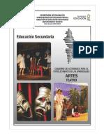 Artes Teatro  guia con actividades.pdf