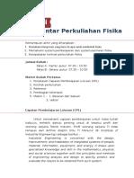 0 - PENGANTAR PERKULIAHAN