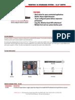 Trenton Technology 1U Rackmount System