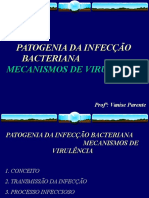 Mecanismos de Virulencia