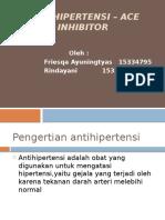 antihipertensi ace inhibitor