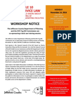 Article 10:Nov 14 2016 Workshop Notice