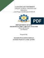 EE203 Lab Manual
