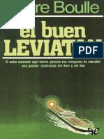 El Buen Leviatán de Pierre Boulle