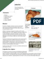 Croissant (Viennoiserie) — Wikipédia