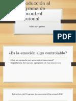 Programa de Autocontrol UPI