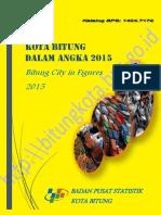 Kota Bitung Dalam Angka 2015