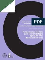 Form Esp Fund Teoric