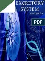 Excretory System Sample