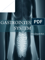 Gastrointestinal System Sample