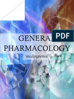 General Pharmacology Sample