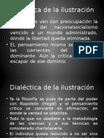Estética Comunicacion Dialéctica Ilustración Taller v Adorno