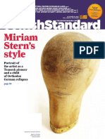 Jewish Standard with supplements, October 28, 2016