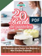 20+Recetas+de+Pasteles.