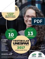 Manual Vestibular Da Unespar 2016-2017