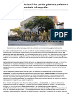 15-10. infobae.com-Incorruptibles Efectivos Por qué los gobiernos prefieren a los gendarmes para combatir la inseguridad.pdf