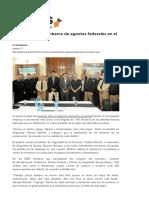 17-10. Comienza el desembarco de agentes federales en el conurbano sur _ Notas.pdf