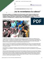 "Página_12 __ El país __ ""La próxima vez te reventamos la cabeza"".pdf"