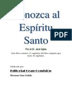 Libro 10 %27Conozca Al Espíritu Santo%27
