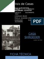 Casa Shrueder-casa fin de semana