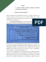 Economía ambiental y economía ecológica. Eficiencia ambiental.pdf