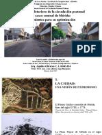 E_003_Analisis Del Deterioro de La Circulacion Peatonal Del Casco Central de Merida_Aquiles Oliveros