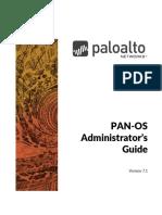 Administrator Guide PAN-OS 7.1