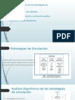 Analisis Algoritmico de Las Estrategias de Simulación (1)