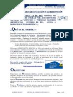 Manual Del Sistema de Acreditacion de Servicios Sociales de La SEGG