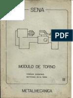 Modulo DeTorno III