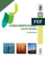 Eficiencia Energetica en Mexico