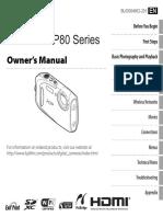 Finepix Xp80 Manual En