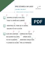 29. SIEMPRE ESTARÁS A MI LADO - DANILO MONTERO.pdf