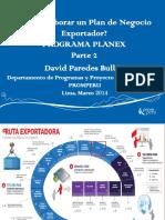 Como Elaborar Plan Negocio Exportación