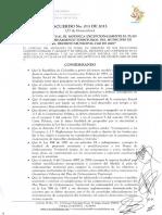 Acuerdo No. 013 Noviembre 27 de 2013