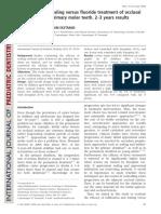 Bakhshandeh Et Al-2015-International Journal of Paediatric Dentistry