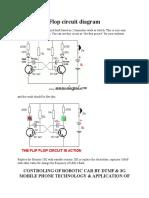 Analog Flip Dtmf Project Report
