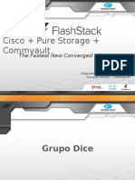 FlashStack - Cisco Pure Commvault